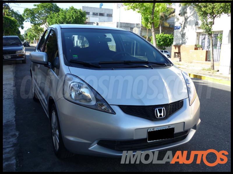 foto Honda Fit EX (120 Cv)
