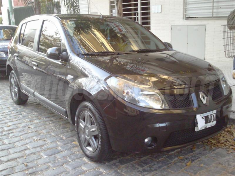 foto Renault Sandero 1.6L Get Up