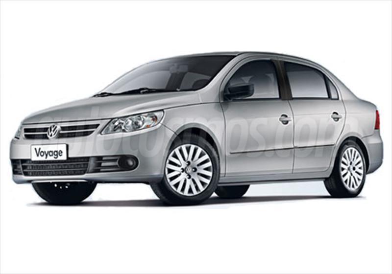 foto Volkswagen Voyage 1.6 Comfortline Plus