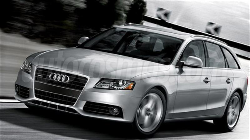 foto Audi A4 2.0 T FSI Ambition (211Cv) usado