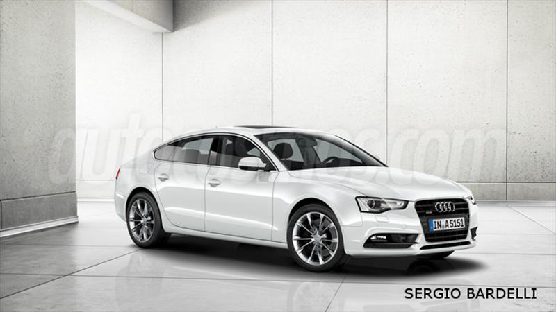 foto Audi A5 Sportback 2.0 T FSI Multitronic