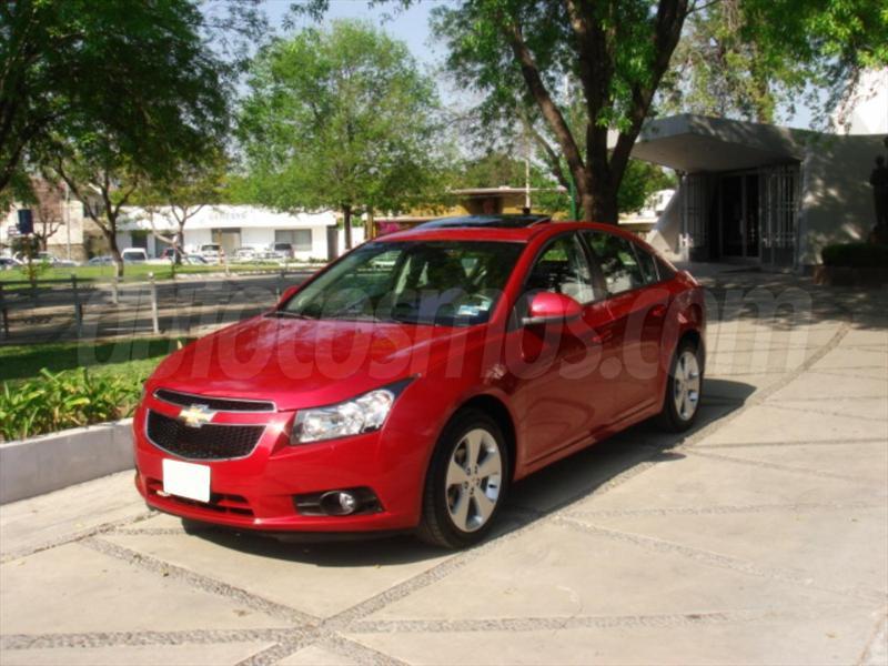 foto Chevrolet Cruze Paq F