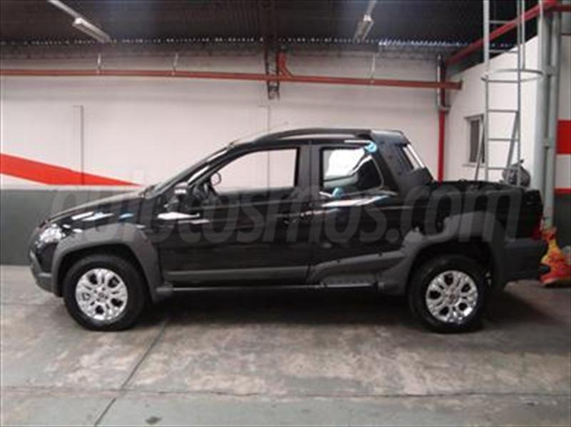 Fiat strada adventure nuevos en argentina - Fiat strada doble cabina ...