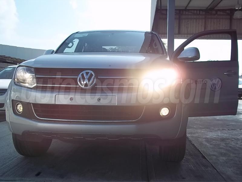 foto Volkswagen Amarok Highline 4x4 TDi