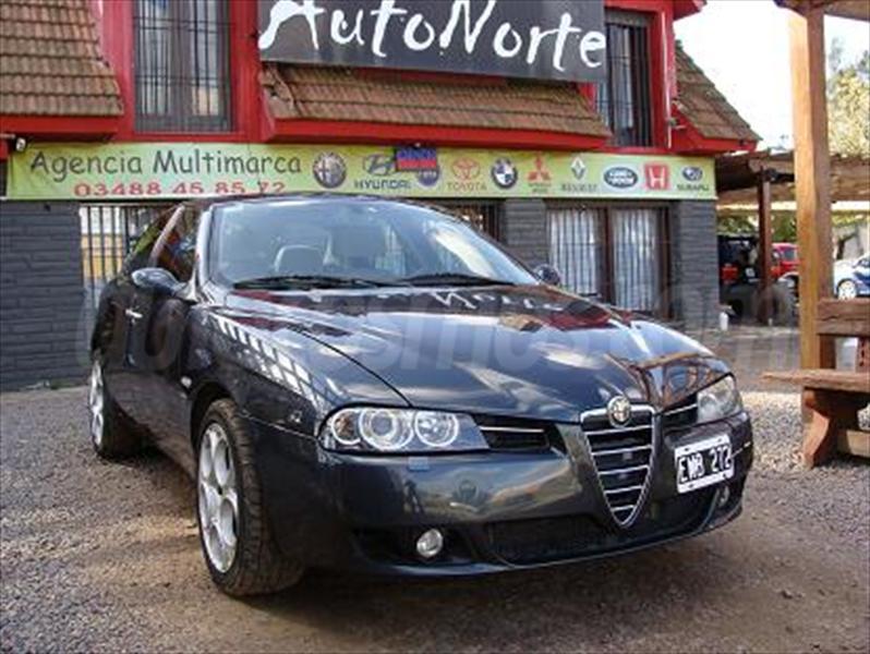 foto Alfa Romeo 156 2.5 V6