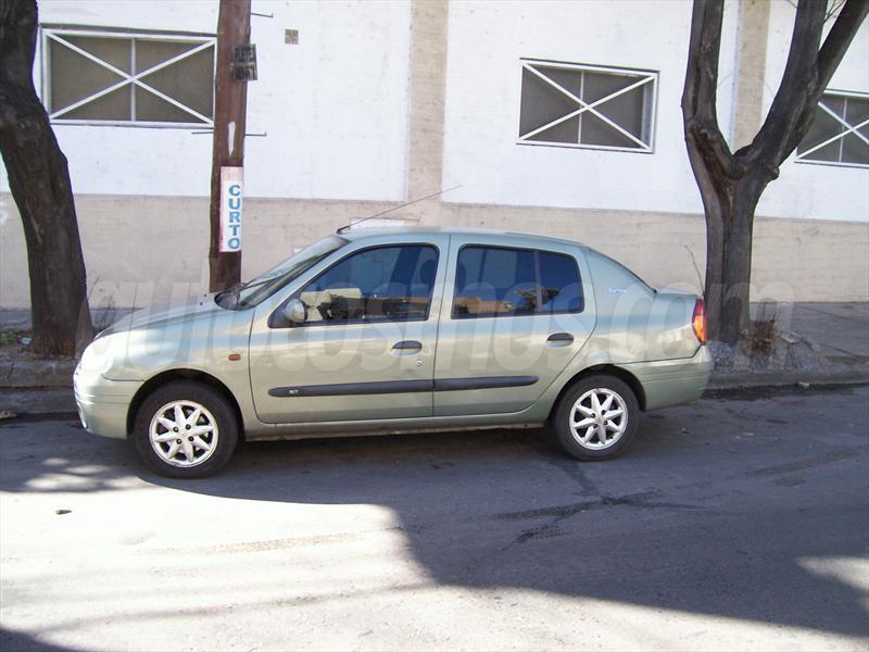 foto Renault Clio 1.6
