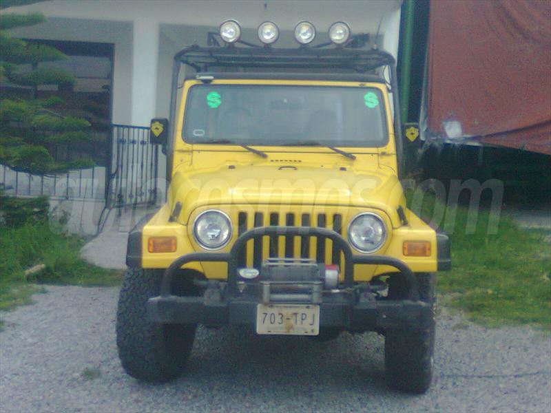 foto Jeep Wrangler SE Techo Lona