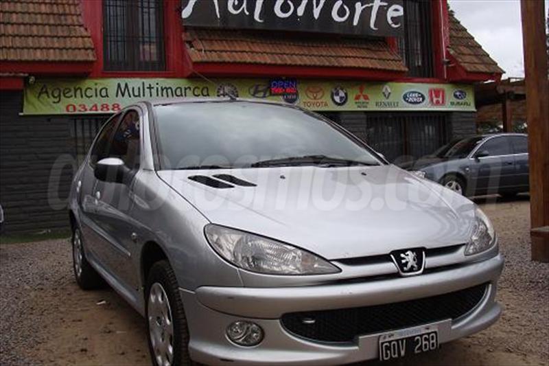 foto Peugeot 206 5P XT 2.0 HDi Premium
