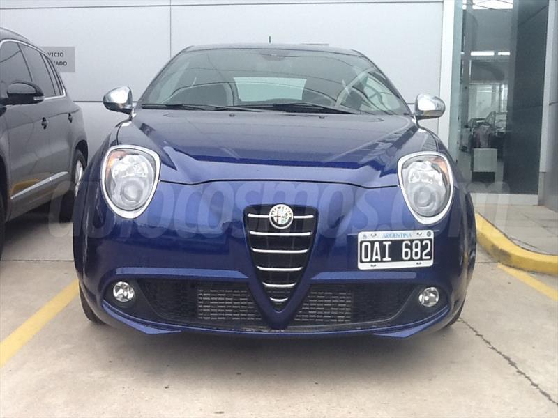 Alfa Romeo MiTo 1.4T QV  2014