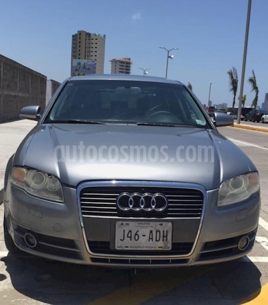 foto Audi A4 1.8L T Luxury Tiptronic usado