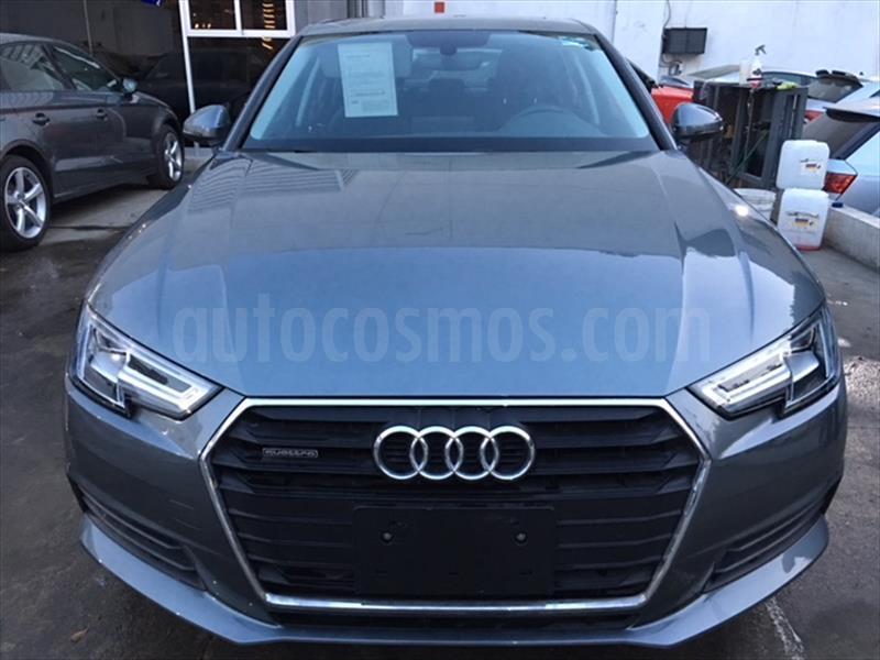 Audi A4 2 0 T Select Quattro 252hp Seminuevo 2017