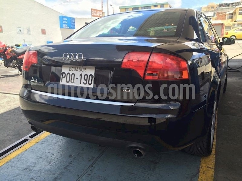 foto Audi A4 Turbo L4,1.8i,20v A-S2 1 Usado