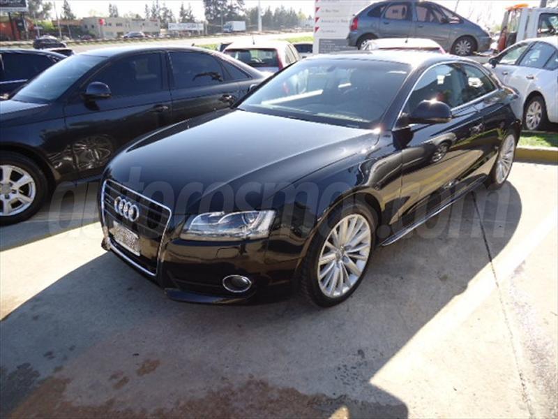 foto Audi A5 3.2 Quattro Tiptronic
