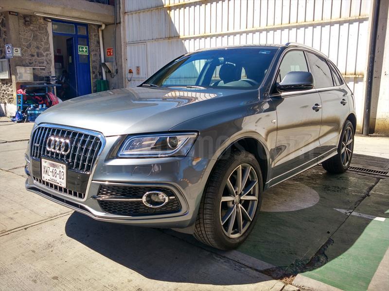 foto Audi Q5 2.0L T FSI Elite Seminuevo