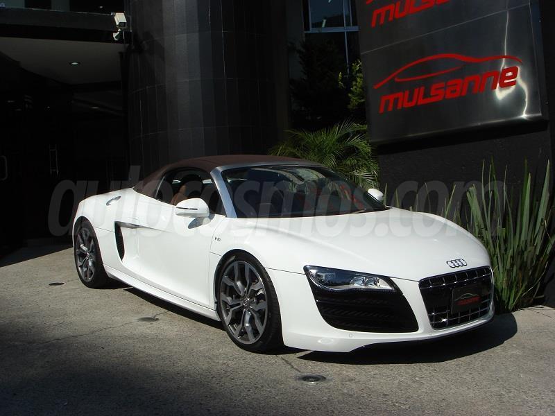 Audi r8 spyder 2012 precio mexico