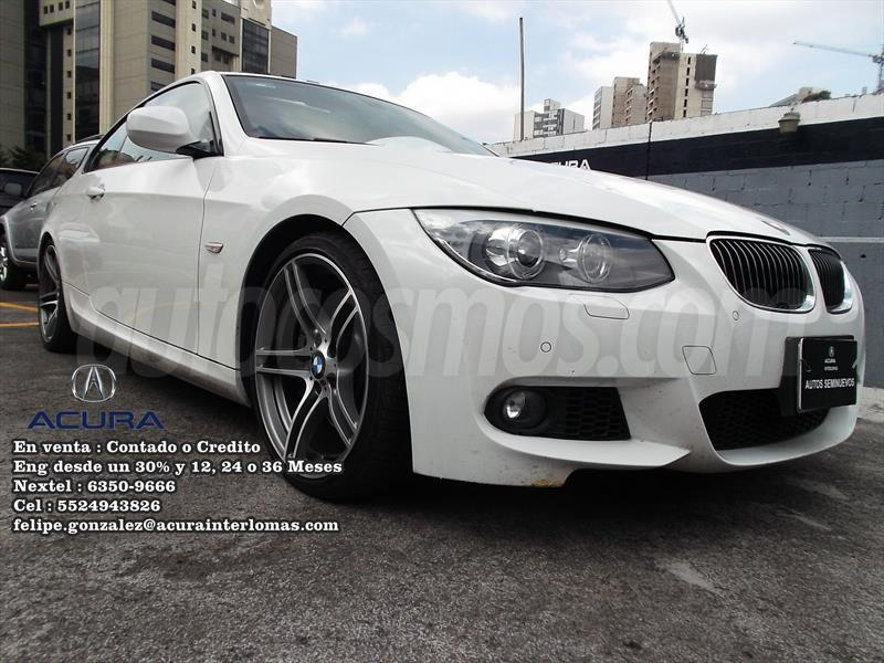 BMW Serie 3 335iA 2012