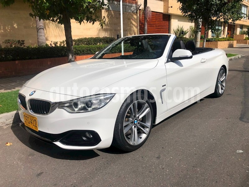 foto BMW Serie 4 2015 usado
