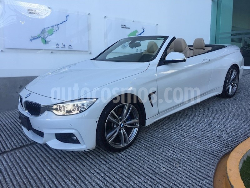 foto BMW Serie 4 435iA Cabrio M Sport Aut Seminuevo