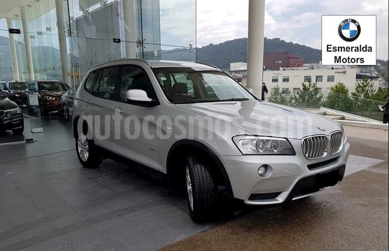 foto BMW X3 xDrive28iA Seminuevo