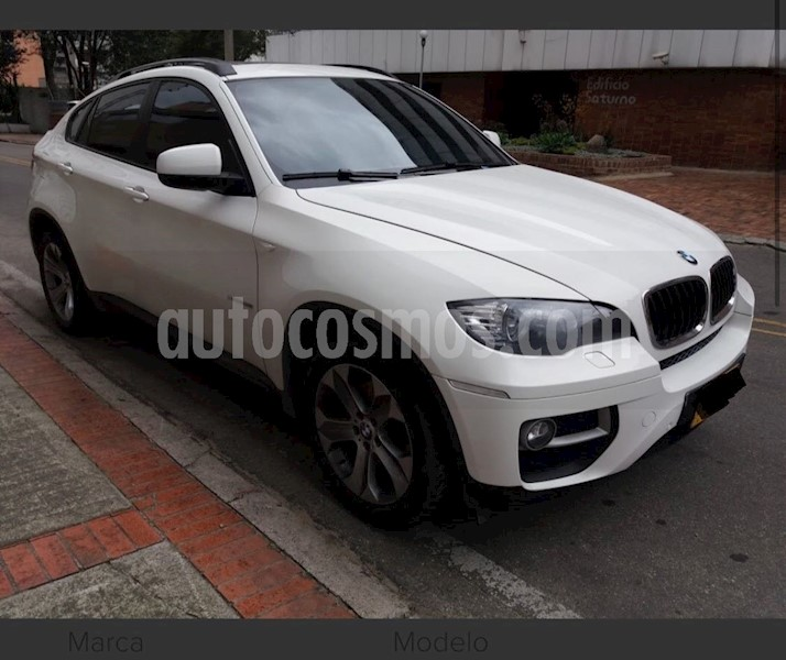 foto BMW X6 xDrive 35i Usado