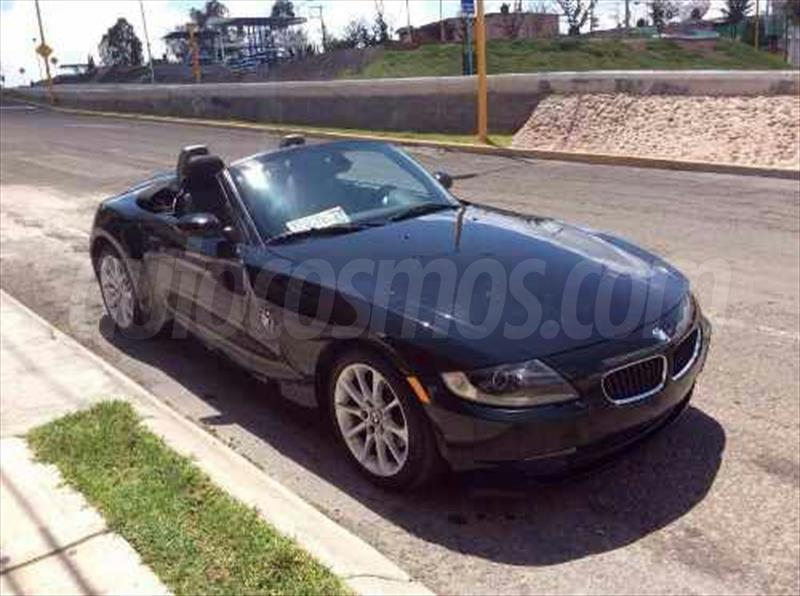 Venta Auto Usado Bmw Z4 2 5si Roadster 2006 Color Negro