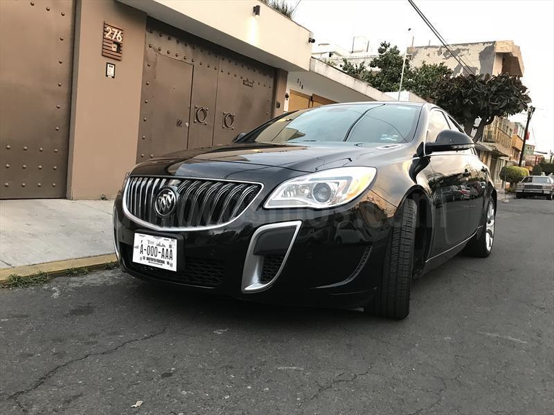 foto Buick Regal GS usado