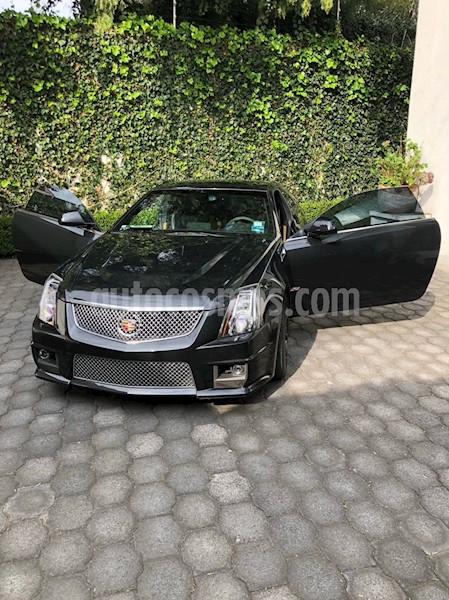 foto Cadillac CTS V Series Paq J Coupe Black Diamond  usado