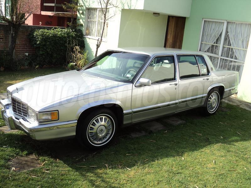 Cadillac De Ville Usados En M Xico