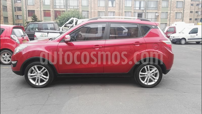 foto Changan CS35 1.6 Luxury usado