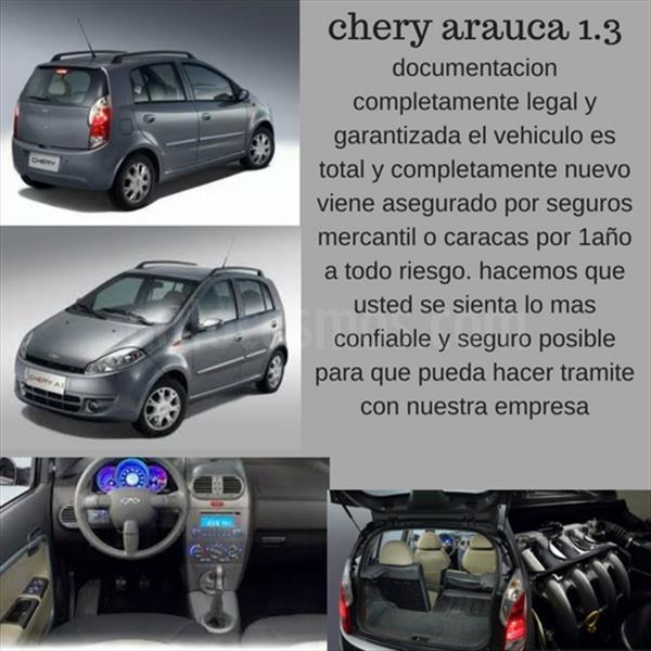 foto Chery Arauca 1.3 Full usado