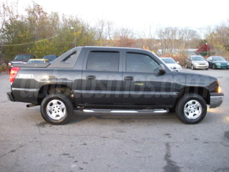 Chevrolet Avalanche Usados En M Xico