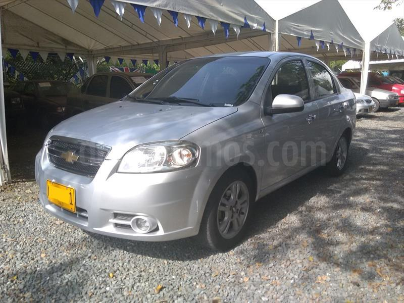 Tag Chevrolet Aveo Emotion En Venta Cali