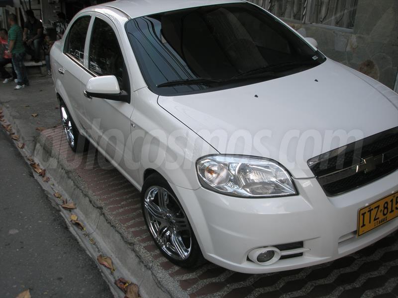 venta Carro Usado Chevrolet Aveo Emotion 5P GT 1.6L Full Aut (2012