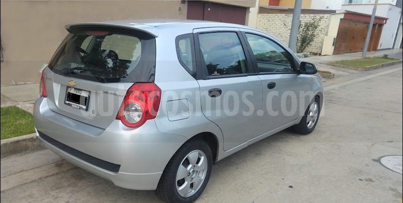 Chevrolet Aveo 14l Full Aut Usado 2013 Color Plata Precio Us7990