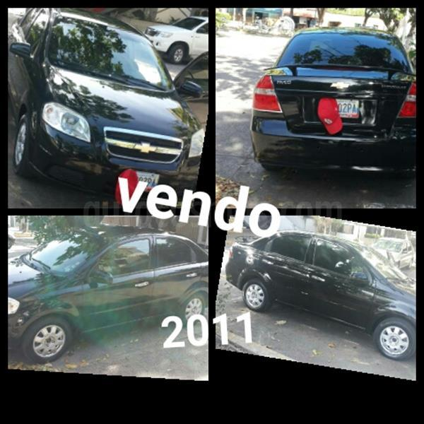 foto Chevrolet Aveo 1.6L Ac usado