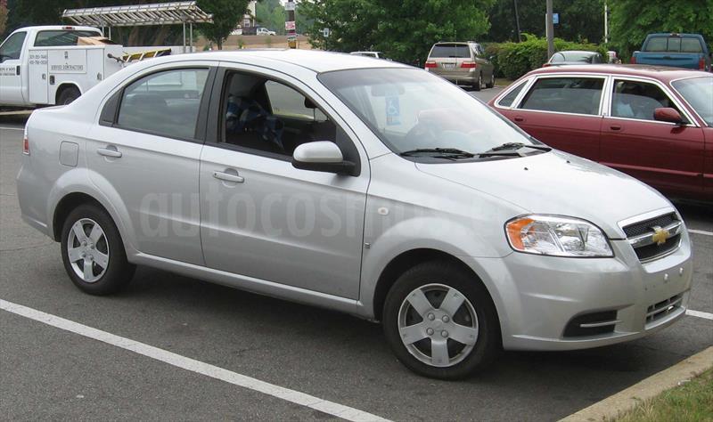 foto Chevrolet Aveo 1.6L usado