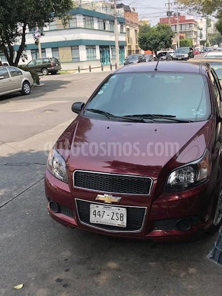 foto Chevrolet Aveo LS Aa Radio Aut (Nuevo) usado