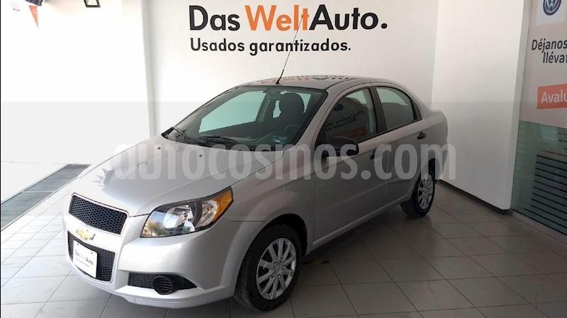 foto Chevrolet Aveo LS Aut Seminuevo