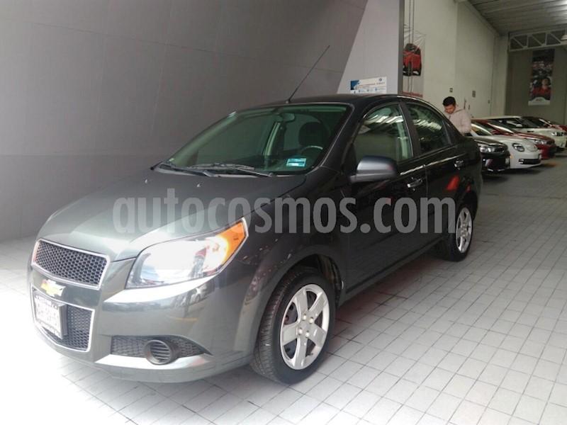 foto Chevrolet Aveo LS Seminuevo