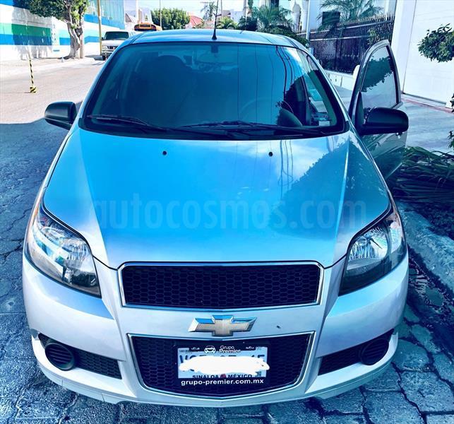 Chevrolet Aveo Lt Nuevo Usado 2014 Color Plata Brillante Precio