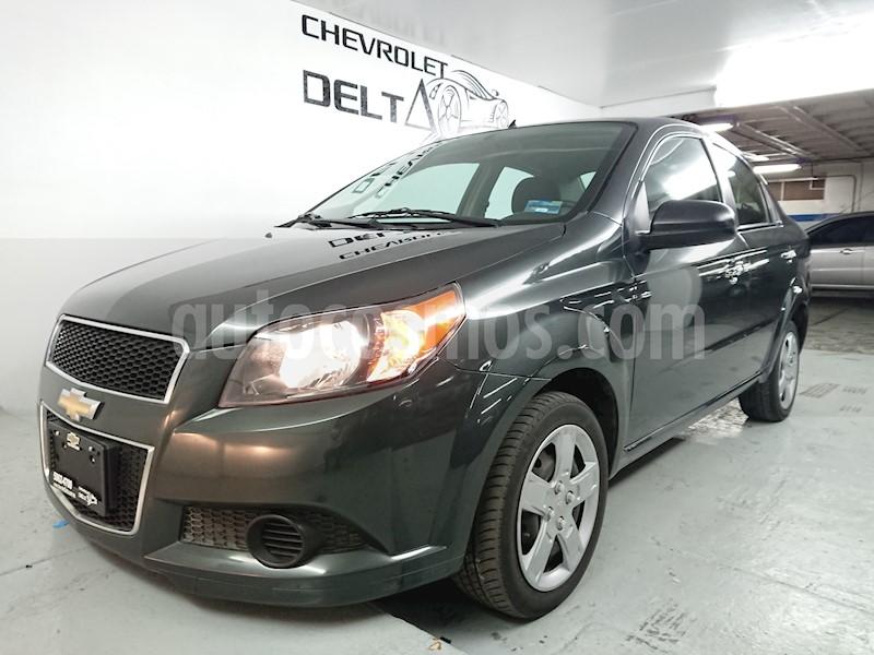 foto Chevrolet Aveo LT Aut Seminuevo