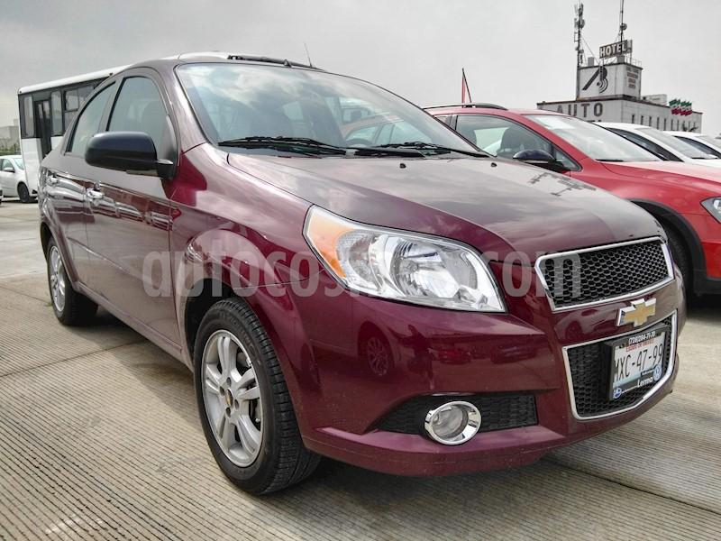 foto Chevrolet Aveo LTZ Aut Seminuevo