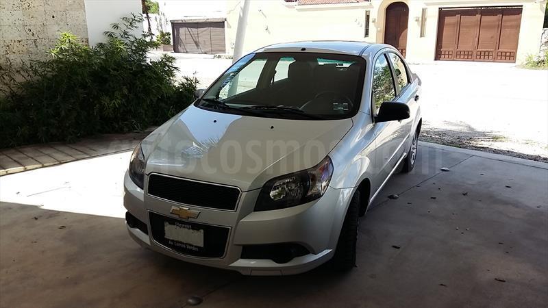 foto Chevrolet Aveo Paq A
