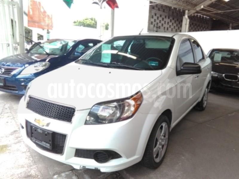 foto Chevrolet Aveo Paq B Seminuevo