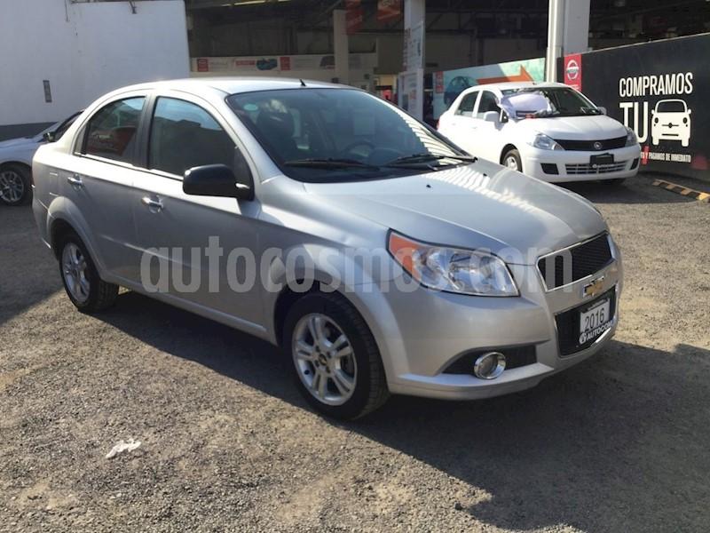 foto Chevrolet Aveo Paq E Seminuevo