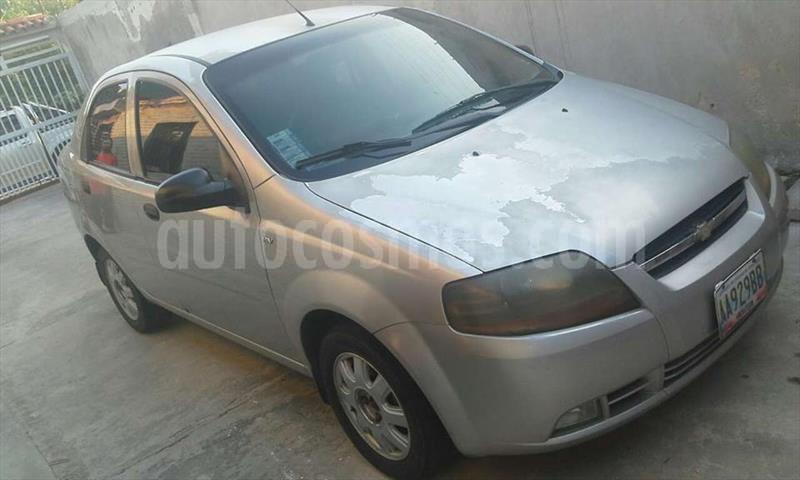 foto Chevrolet Aveo Sedan 1.6 AA Mec Usado