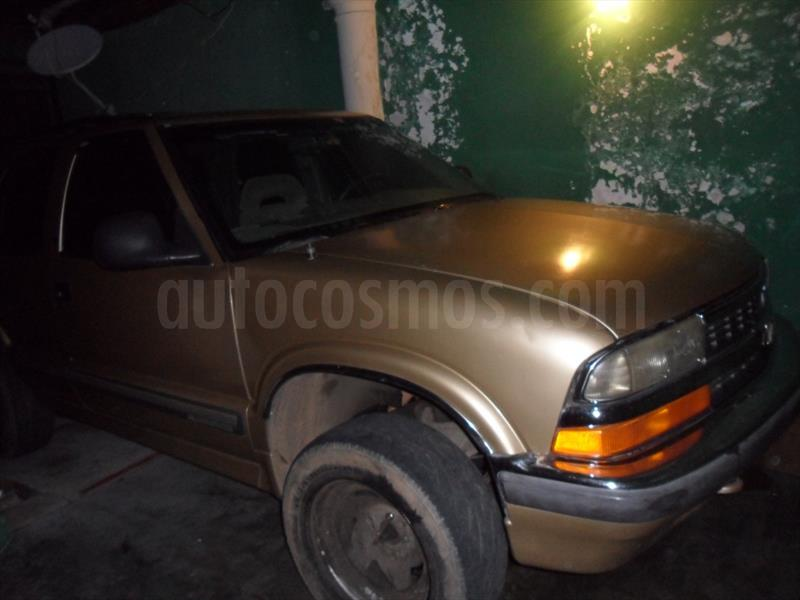 foto Chevrolet Blazer Auto. 4x4 usado