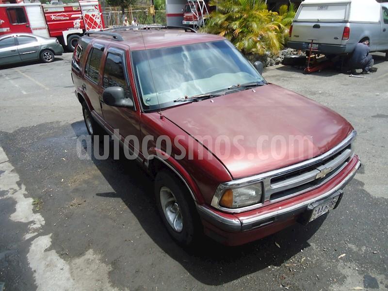 foto Chevrolet Blazer S-10 4x2 V6,4.3i,12v A 1 2 Usado