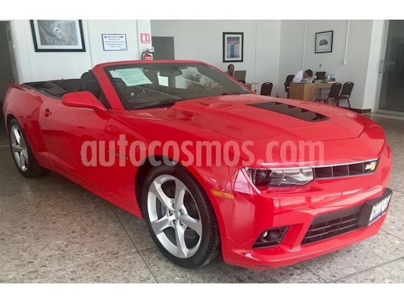 foto Chevrolet Camaro Convertible Aut Seminuevo