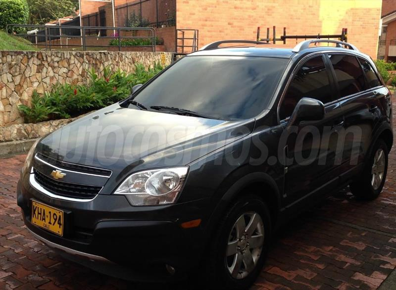 Chevrolet Captiva Sport 2.4L LS Full 2010